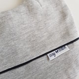 Cosy Cotton | slab touch of black